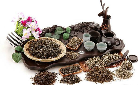 中国十大名茶鉴别方法