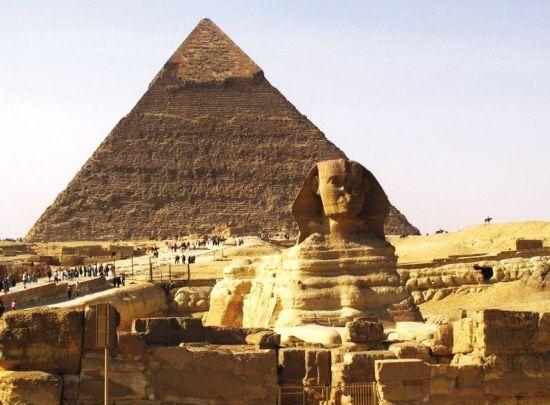 世界上最大的金字塔