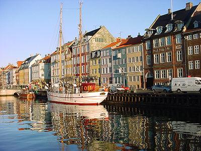 世界上最幸福的国家——丹麦