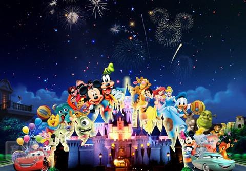 奇妙迪士尼乐园的24件秘事