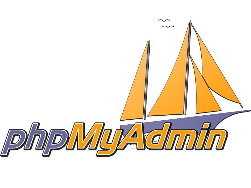 解决phpMyAdmin最大上传限制问题