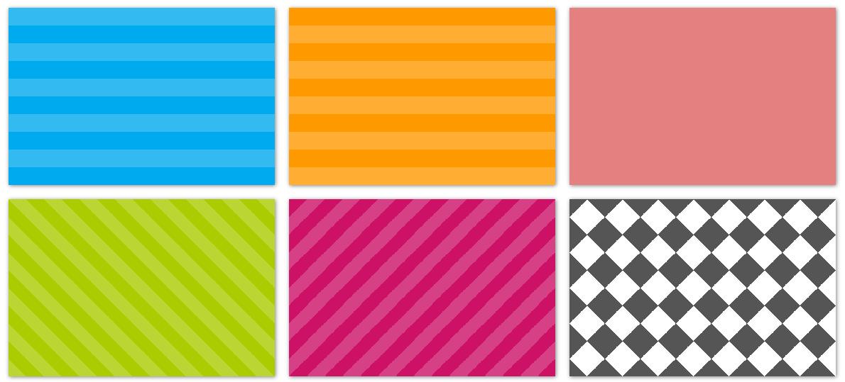 纯css3实现条纹背景方法(水平,垂直,倾斜)
