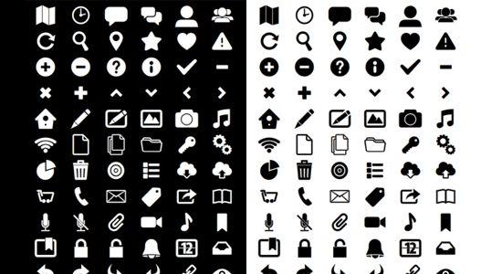 关于字体图标那些事你知道多少?